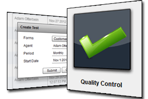 Call Recording Software features: Quality Control